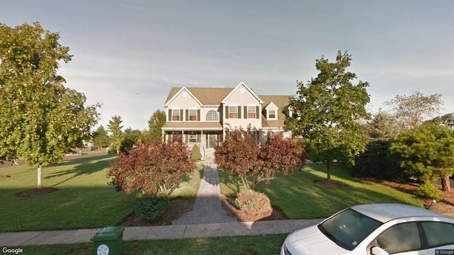 This Google Street View image shows the approximate location of 1 Lucas Drive in Hillsborough. The property at this address changed hands in June 2019, when new owners bought the property for $761,000.