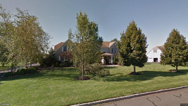 This Google Street View image shows the approximate location of 10 Davenport Way in Hillsborough. The property at this address changed hands in July 2019, when new owners bought the property for $815,000.
