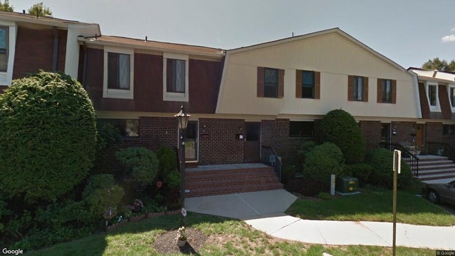 This Google Street View image shows the approximate location of 94 Devonshire Court in Hillsborough. The property at this address changed hands in July 2019, when new owners bought the property for $222,500.