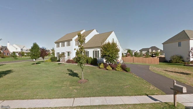 This Google Street View image shows the approximate location of 3 Cain Drive in Hillsborough. The property at this address changed hands in August 2019, when new owner bought the property for $647,500.