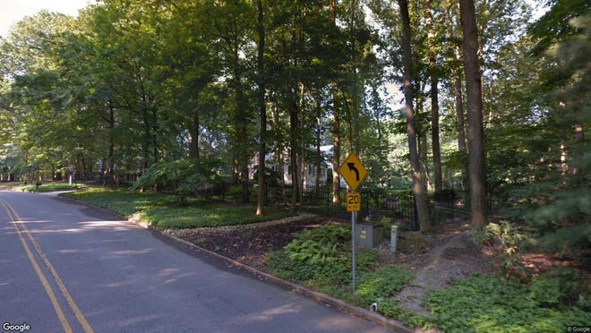 This Google Street View image shows the approximate location of 141 Rolling Hill Road in Montgomery. The property at this address changed hands in July 2019, when new owners bought the property for $1,275,000.