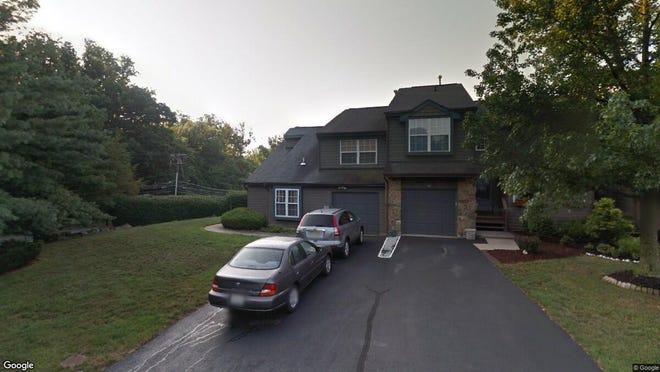 This Google Street View image shows the approximate location of 1-H Brookline Court in Montgomery. The property at this address changed hands in August 2019, when new owner bought the property for $348,000.