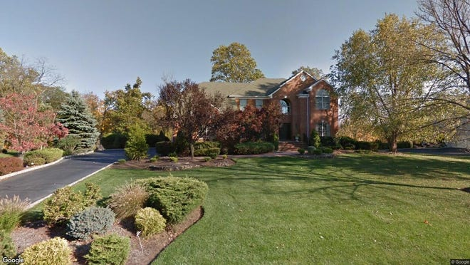 This Google Street View image shows the approximate location of 20 Briarwood Drive E. in Warren. The property at this address changed hands in June 2019, when new owners bought the property for $990,000.