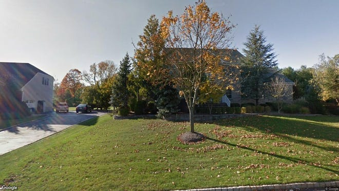 This Google Street View image shows the approximate location of 7 Briarwood Drive E. in Warren. The property at this address changed hands in July 2019, when new owner bought the property for $977,000.