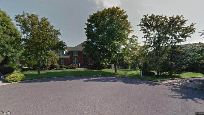 This Google Street View image shows the approximate location of 5 Hardwood Court in Warren. The property at this address changed hands in July 2019, when new owners bought the property for $835,000.