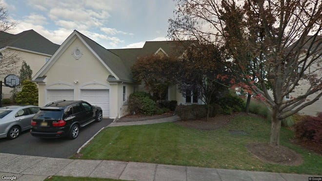 This Google Street View image shows the approximate location of 10 Apple Tree Lane in Warren. The property at this address changed hands in August 2019, when new owners bought the property for $882,500.