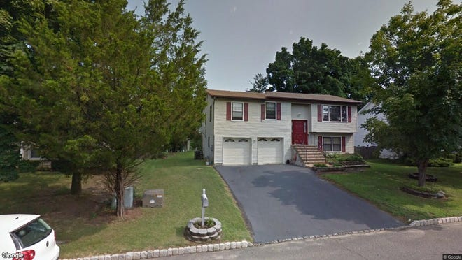 This Google Street View image shows the approximate location of 3 Rutgers Drive in Tinton Falls. The property at this address changed hands in September 2019, when new owners bought the property for $352,500.