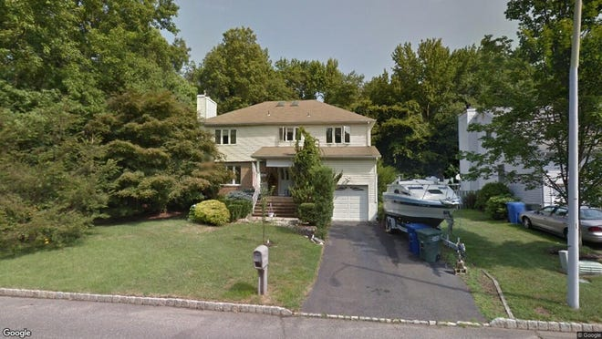 This Google Street View image shows the approximate location of 33 Rutgers Drive in Tinton Falls. The property at this address changed hands in September 2019, when new owners bought the property for $415,100.