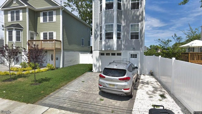 This Google Street View image shows the approximate location of 827 Ninth St. in Union Beach. The property at this address changed hands in August 2019, when new owner bought the property for $330,000.