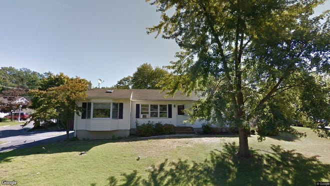 This Google Street View image shows the approximate location of 1822 Carmerville Road in Wall. The property at this address changed hands in October 2019, when new owners bought the property for $399,000.