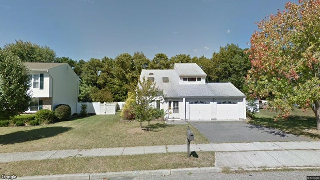 This Google Street View image shows the approximate location of 25 Deer Run Drive N. in Barnegat. The property at this address changed hands in September 2019, when new owners bought the property for $259,000.