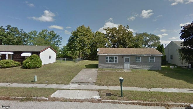 This Google Street View image shows the approximate location of 74 Georgetown Blvd. in Barnegat. The property at this address changed hands in September 2019, when new owner bought the property for $174,000.