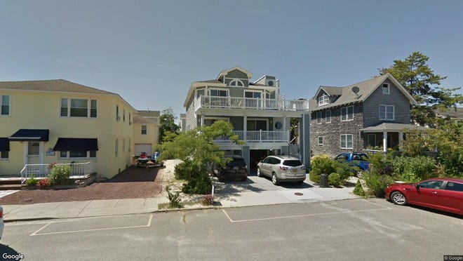 This Google Street View image shows the approximate location of 222 Pearl St. in Beach Haven. The property at this address changed hands in September 2019, when new owner bought the property for $1,145,000.