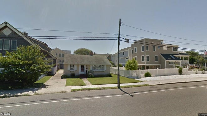 This Google Street View image shows the approximate location of 805 S. Bay Ave. in Beach Haven. The property at this address changed hands in September 2019, when new owner bought the property for $535,000.