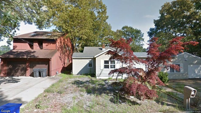 This Google Street View image shows the approximate location of 25 Homestead Drive in Brick. The property at this address changed hands in August 2019, when new owners bought the property for $260,000.
