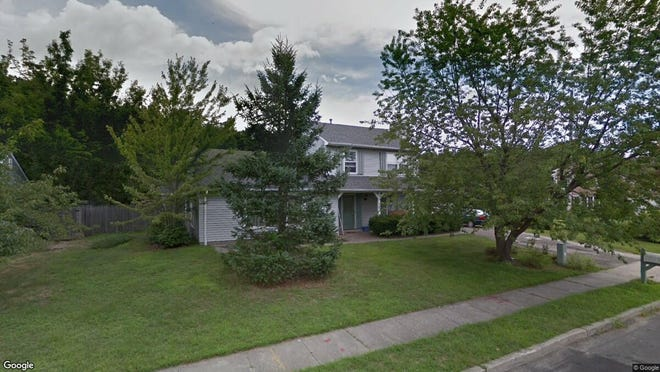 This Google Street View image shows the approximate location of 46 Bay Bridge Drive in Brick. The property at this address changed hands in September 2019, when new owner bought the property for $371,000.