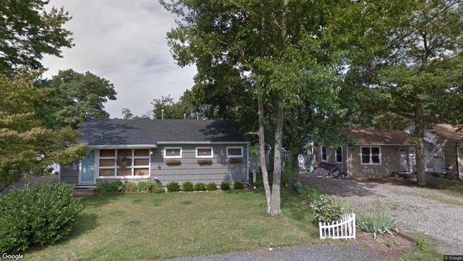 This Google Street View image shows the approximate location of 10 Nancy Drive in Brick. The property at this address changed hands in September 2019, when new owners bought the property for $270,000.