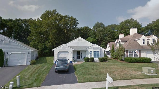 This Google Street View image shows the approximate location of 4 Mallard Drive in Brick. The property at this address changed hands in September 2019, when new owners bought the property for $275,000.
