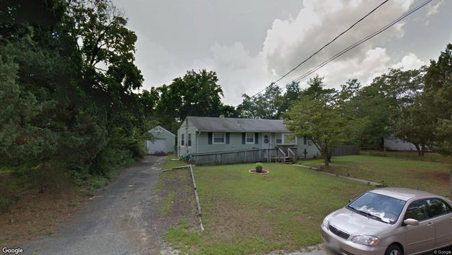 This Google Street View image shows the approximate location of 6 Lakeland Drive in Brick. The property at this address changed hands in September 2019, when new owners bought the property for $206,000.