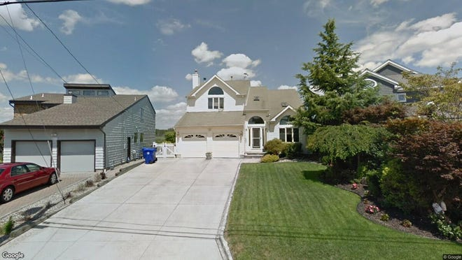 This Google Street View image shows the approximate location of 81 Royal Drive in Brick. The property at this address changed hands in September 2019, when new owner bought the property for $650,000.
