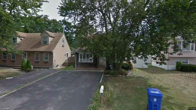 This Google Street View image shows the approximate location of 807 Willow Road in Toms River. The property at this address changed hands in September 2019, when new owners bought the property for $245,000.