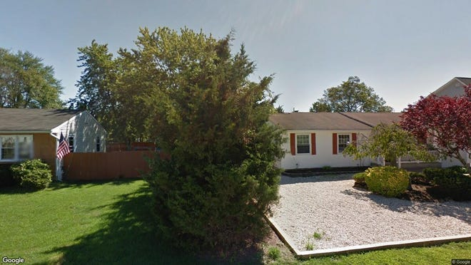 This Google Street View image shows the approximate location of 67 Thirteenth St. in Toms River. The property at this address changed hands in September 2019, when new owners bought the property for $277,000.