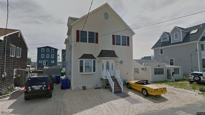 This Google Street View image shows the approximate location of 419 Harding Ave. in Toms River. The property at this address changed hands in September 2019, when new owners bought the property for $660,000.