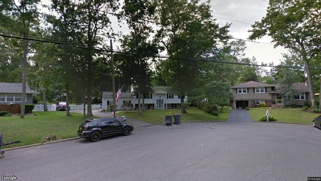 This Google Street View image shows the approximate location of 435 Bertha Road in Toms River. The property at this address changed hands in August 2019, when new owners bought the property for $295,000.