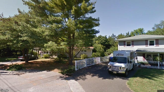 This Google Street View image shows the approximate location of 516 Corwill Terrace in Toms River. The property at this address changed hands in August 2019, when new owner bought the property for $230,000.