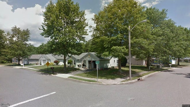 This Google Street View image shows the approximate location of 2 Squire Drive in Lacey. The property at this address changed hands in September 2019, when new owners bought the property for $159,000.