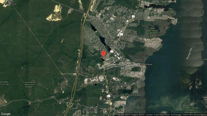 This aerial photo shows the approximate location of 205 Cedar Lake Point in Lacey. The property at this address changed hands in September 2019, when new owner bought the property for $382,000.