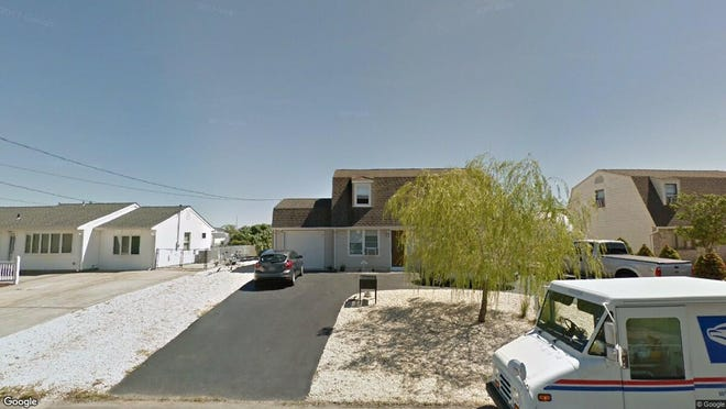 This Google Street View image shows the approximate location of 1375 Radio Road in Little Egg Harbor. The property at this address changed hands in September 2019, when new owners bought the property for $240,000.