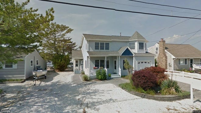 This Google Street View image shows the approximate location of 18 Arnold Blvd. in Long Beach Township. The property at this address changed hands in September 2019, when new owner bought the property for $745,000.