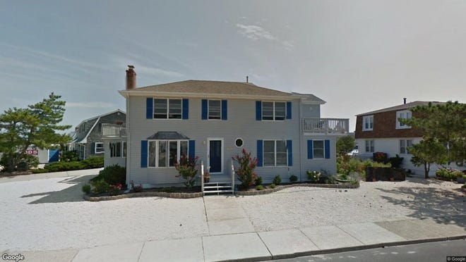 This Google Street View image shows the approximate location of 12301 N. Old Whaling Lane in Long Beach Township. The property at this address changed hands in September 2019, when new owners bought the property for $765,000.