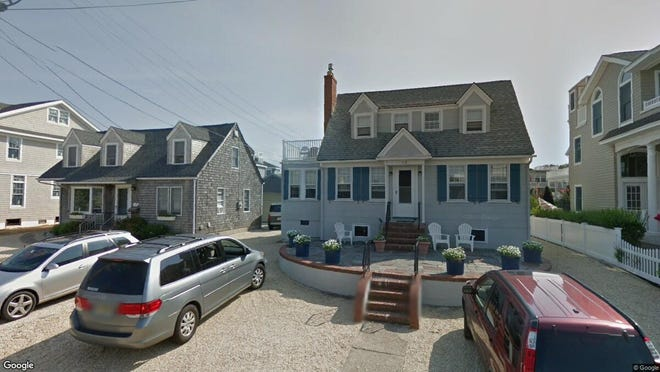 This Google Street View image shows the approximate location of 112 E. Dune Lane in Long Beach Township. The property at this address changed hands in September 2019, when new owners bought the property for $829,000.