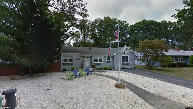 This Google Street View image shows the approximate location of 1107 New Jersey Ave. in Pine Beach. The property at this address changed hands in September 2019, when new owners bought the property for $256,000.