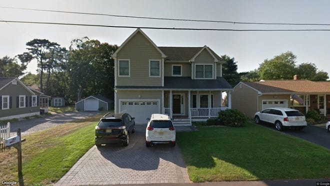 This Google Street View image shows the approximate location of 209 Pearce Ave. in Point Pleasant. The property at this address changed hands in September 2019, when new owners bought the property for $575,000.