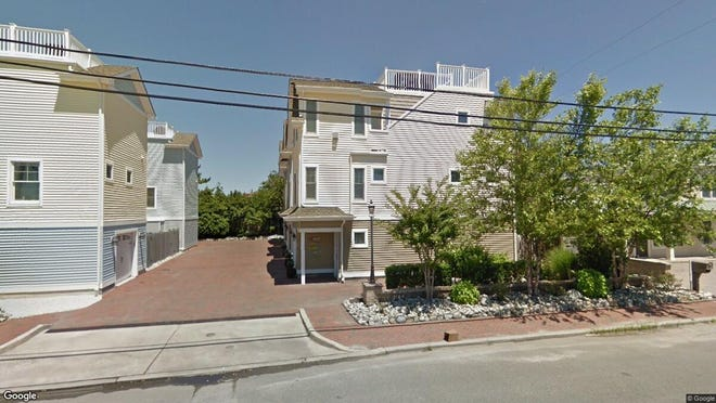 """This Google Street View image shows the approximate location of 363 W. Eighth St. Unit """"2"""" in Ship Bottom. The property at this address changed hands in September 2019, when new owners bought the property for $550,000."""