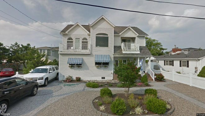 This Google Street View image shows the approximate location of 281 W. 12th St. in Ship Bottom. The property at this address changed hands in September 2019, when new owners bought the property for $780,000.
