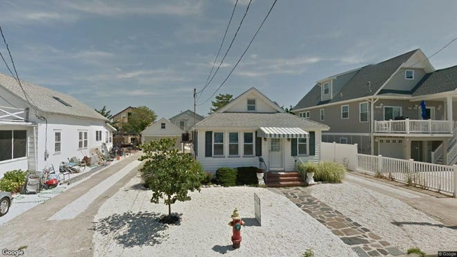 This Google Street View image shows the approximate location of 219 W. 18th St. in Ship Bottom. The property at this address changed hands in September 2019, when new owners bought the property for $619,000.