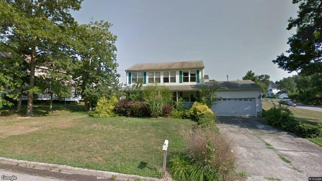 This Google Street View image shows the approximate location of 133 Torpedo Road in Stafford. The property at this address changed hands in August 2019, when new owner bought the property for $310,000.