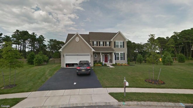This Google Street View image shows the approximate location of 12 Brixam Corner in Barnegat. The property at this address changed hands in September 2019, when new owners bought the property for $409,000.