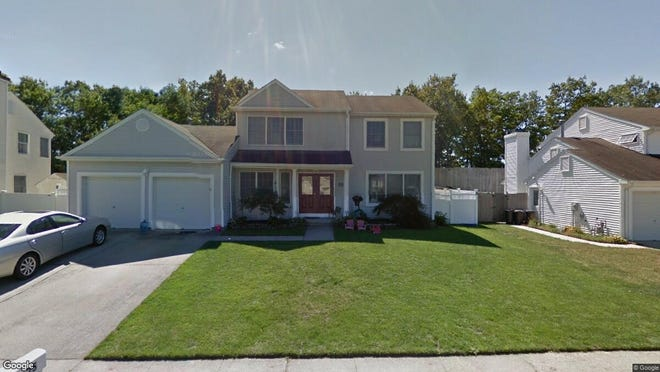 This Google Street View image shows the approximate location of 25 Deer Run Drive S. in Barnegat. The property at this address changed hands in September 2019, when new owners bought the property for $286,500.