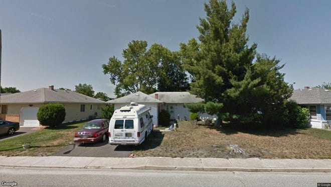 This Google Street View image shows the approximate location of 575 Jamaica Blvd. in Berkeley. The property at this address changed hands in September 2019, when new owner bought the property for $133,000.