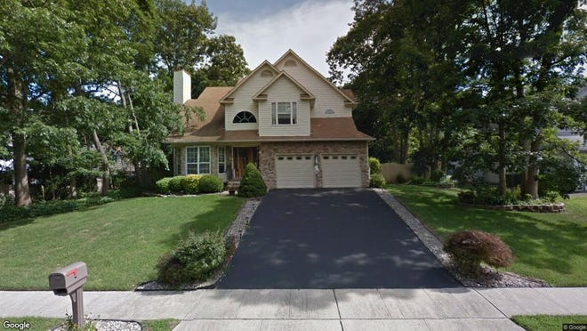 This Google Street View image shows the approximate location of 178 Glen Ridge Court in Brick. The property at this address changed hands in September 2019, when new owners bought the property for $438,000.