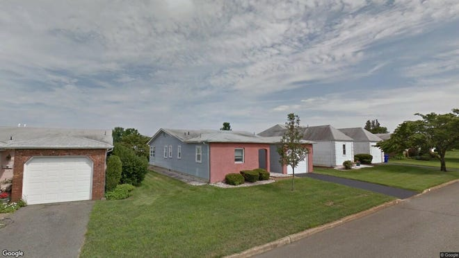 This Google Street View image shows the approximate location of 31 Tony Court in Brick. The property at this address changed hands in August 2019, when new owner bought the property for $250,000.