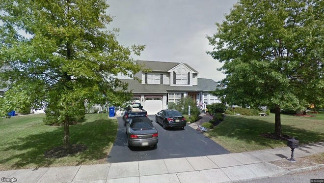 This Google Street View image shows the approximate location of 1162 Aster Drive in Toms River. The property at this address changed hands in September 2019, when new owners bought the property for $350,000.