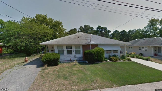 This Google Street View image shows the approximate location of 24 Allaire Drive in Toms River. The property at this address changed hands in September 2019, when new owner bought the property for $107,500.