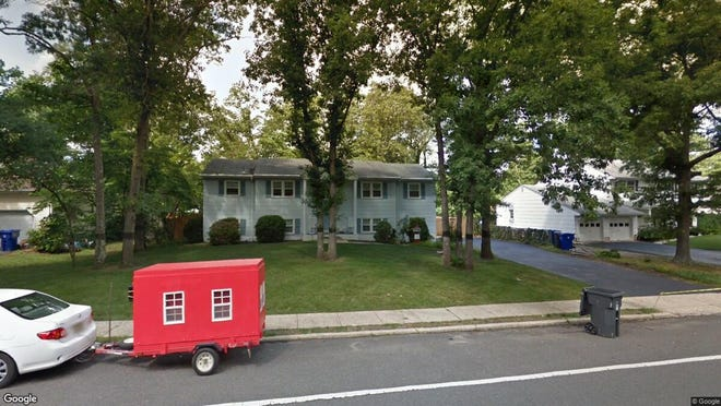 This Google Street View image shows the approximate location of 127 Oak Ridge Parkway in Toms River. The property at this address changed hands in September 2019, when new owners bought the property for $220,000.