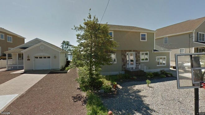 This Google Street View image shows the approximate location of 139 Pinewood Road in Toms River. The property at this address changed hands in September 2019, when new owners bought the property for $645,000.